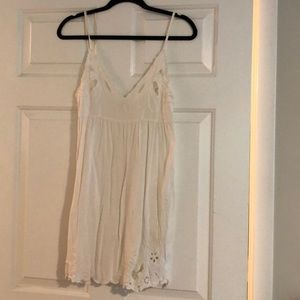 Off-white urban outfitters sundress 🌞